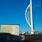 ภาพถ่ายของ Holiday Inn Express Portsmouth - Gunwharf Quays