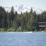 Φωτογραφία: Auke Lake Bed & Breakfast