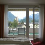 Room with towards Jungfrau