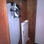 Iron and Trouser press