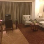 Photo de Crowne Plaza International Airport Hotel Beijing
