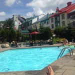 Photo de Homewood Suites Mont-Tremblant