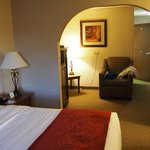 Foto de Comfort Suites Golden West on Evergreen Parkway