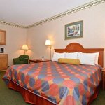 Photo de BEST WESTERN Napoleon Inn & Suites