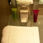 Photo de Hotel Zenit Barcelona