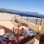 Breakfast with a view ��