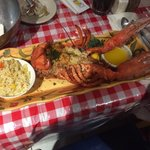 Foto de Lobster Pot Restaurant