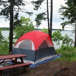 Foto de Sagadahoc Bay Campground