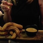 churros are enough for 2