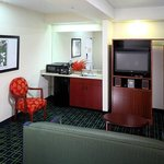 Foto van Fairfield Inn & Suites San Francisco-San Carlos