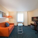 Foto van Fairfield Inn & Suites Dallas Lewisville
