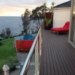Foto de Bannisters Point Lodge