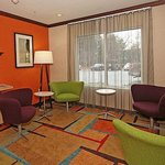 Foto van Fairfield Inn and Suites Greensboro