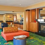 Fairfield Inn & Suites Champaign照片