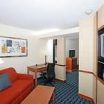 Fairfield Inn and Suites Greensboro照片