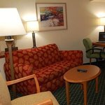 Foto van Fairfield Inn & Suites South Hill