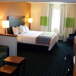 Foto van Fairfield Inn Lincoln