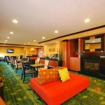 Foto van Fairfield Inn & Suites Canton