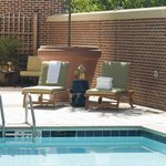 Hilton Garden Inn Savannah Historic District Foto