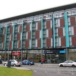 Travelodge Dublin Airport Ballymun Foto