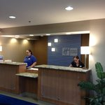Foto van Holiday Inn Express Crestwood