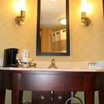 Foto de Hampton Inn Morgantown