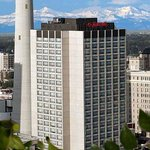 Calgary Marriott Downtown Hotel Foto