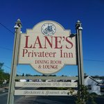 Lane's Privateer Inn resmi