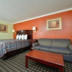 Foto di Americas Best Value Inn  Forth Worth