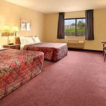Days Inn and Suites East, Davenport, Iowa resmi