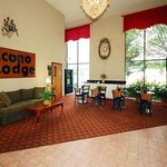 Econo Lodge Andrews A.F.B. resmi