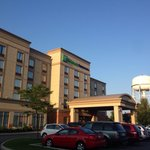 Holiday Inn Express Hotel & Suites Newmarket照片