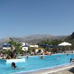 Photo de Kyknos Beach Hotel & Bungalows