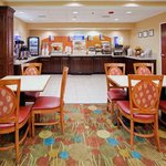 Foto van Holiday Inn Express Raleigh-Durham Airport