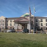 Foto de Holiday Inn Express Hotel & Suites Limon I-70 (Ex 359)
