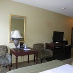 Foto de Holiday Inn Express Fairfield