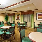 Holiday Inn Express Reidsville resmi