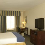 Φωτογραφία: Holiday Inn Express Wilson Downtown