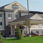 Foto van Holiday Inn Express Ankeny