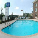 Foto van Holiday Inn Express and Suites Anderson - I-85