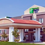Foto van Holiday Inn Express Hotel & Suites Altoona - Des Moines