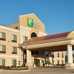 Foto de Holiday Inn Express Hotel & Suites Center