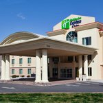 Foto de Holiday Inn Express Hotel & Suites Carson City