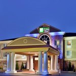 Holiday Inn Express Hotel & Suites Farmington resmi