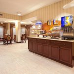 Holiday Inn Express Simpsonville resmi
