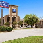 Howard Johnson Express Inn Grand Prairie Lone Star Park Foto