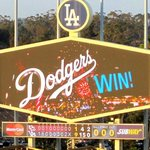Had to post this!  Dodgers WIN!