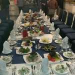 Large group catering