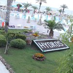 Photo de Hydros Beach Resort