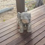 Boutique elephant in Boutique Resort